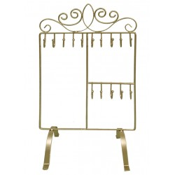 Chic Jewellery Holder (Gold)