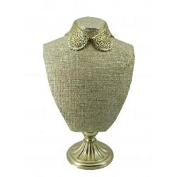 Model Jewellery Holder (Gold)
