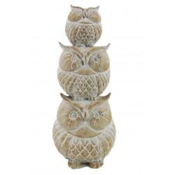 Owl Statue (L)