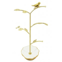Dream Bird Jewellery Holder (White)