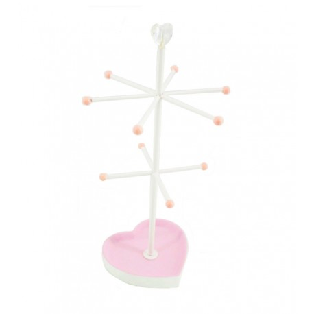 Hexical Jewellery Holder (Pink)