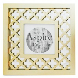 Mirror Photo Frame (4x4)
