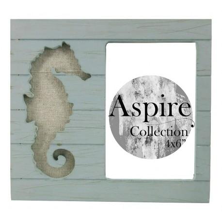 Seahorse Photo Frame