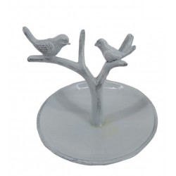 Bird Ring Holder (Grey)