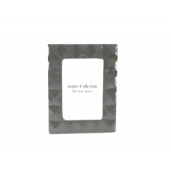 Grey Ceramic Frame (4x6)