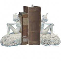Sitting Mermaid Bookend