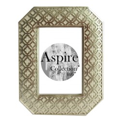 Luxe Gold Photo Frame (4x6)