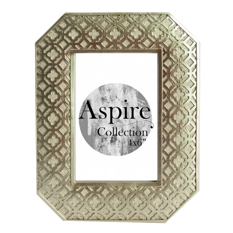 Luxe Gold Photo Frame (4x6) - Aspire Collection