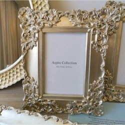 Ornate Photo Frame Champagne (4x6)