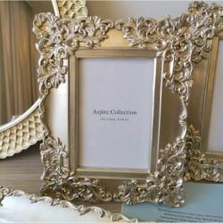 Ornate Photo Frame Champagne (4x6)