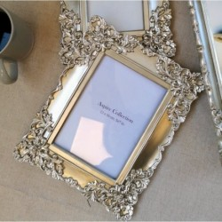 Ornate Photo Frame Champagne (5x7)