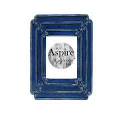 Wash Blue Photo Frame (4x6)