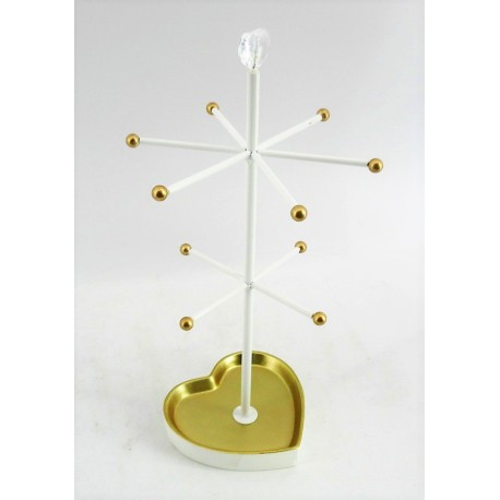 Hexical Jewellery Holder (White)
