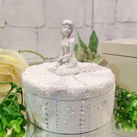Mermaid Box (Ivory)